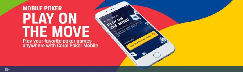 Mobile App at Coral