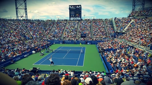 Best sites to bet on Tennis