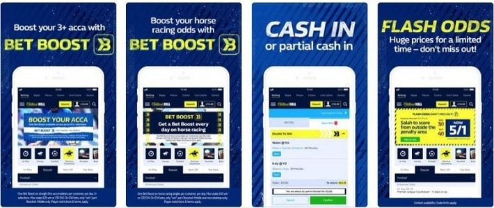 William Hill app