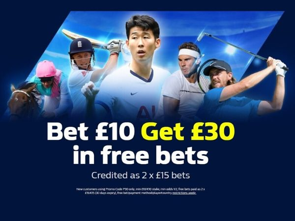 William Hill sign up offer