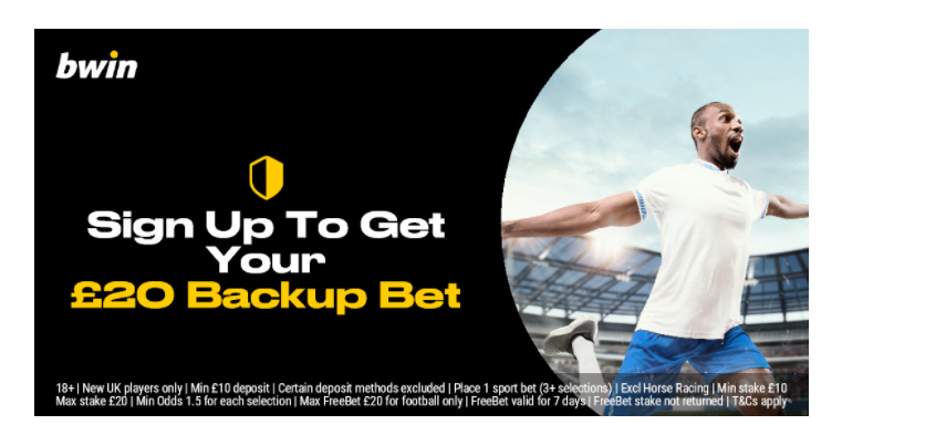 How to claim the Bwin offer