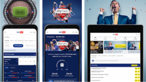 Skybet android and iOs