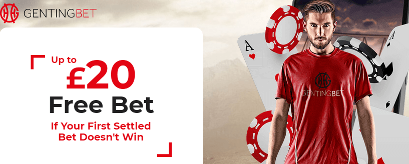 gentingbet welcome offer